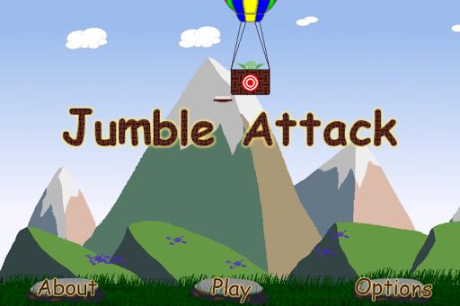 Jumble Attack