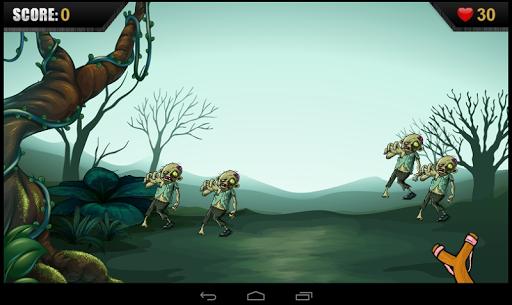 Funny Zombie Attack