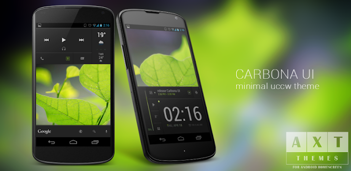 Carbona UI - UCCW Theme
