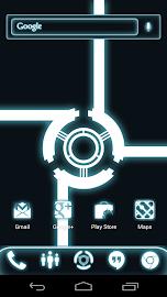 ADW Theme Glow Legacy Pro Screenshot 2