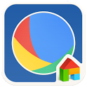 ColorRound LINE Launcher theme icon