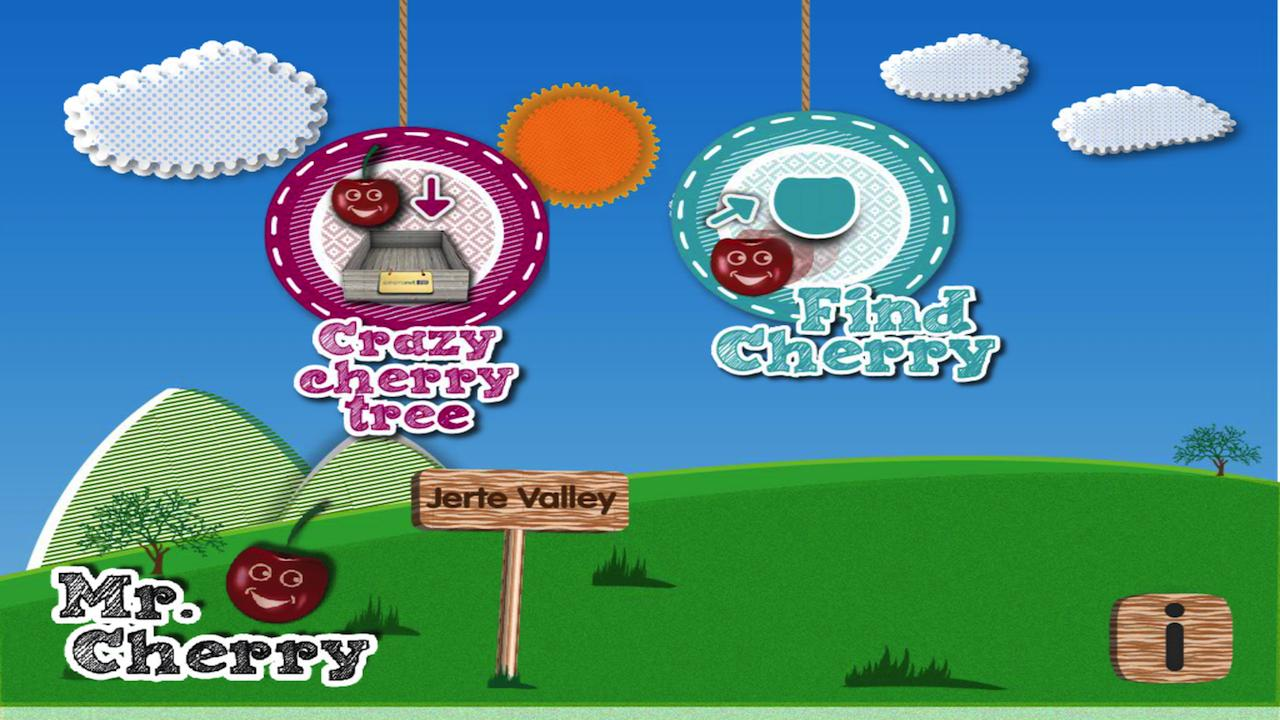 Mr. Cherry ONLY FOR TABLETS- screenshot