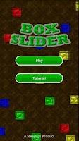 Screenshot of Box Slider