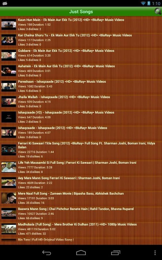 Hindi Movies and Songs - screenshot