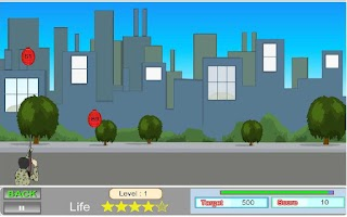 Screenshot of Kids Game - Shoot Numbers