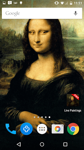 Live Paintings Wallpaper Pro