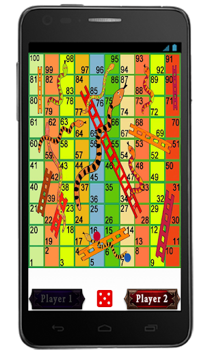 Snakes Ladders King Size