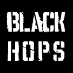 Logo for Black Hops Brewing