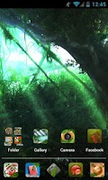Screenshot of Nature HD Apex/Nova Theme