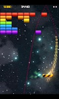 Screenshot of Future Block (Brick Breaker)