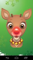 Screenshot of Rudolph LED Flashlight & Bells