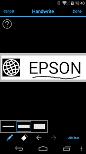 Epson iLabel- screenshot thumbnail