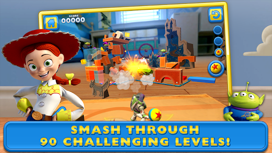 Toy Story: Smash It! - screenshot thumbnail