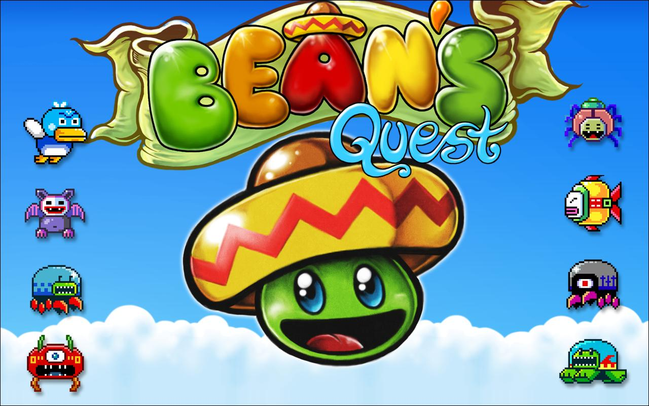 Bean's Quest- screenshot