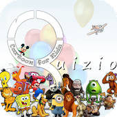 Quizio - Cartoons (for Kids)