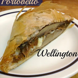 Portobello Wellingtons