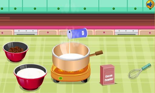 Cooking Game Italian Gelato