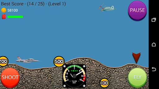 Jet Fight UFO