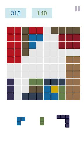 多彩方块消除