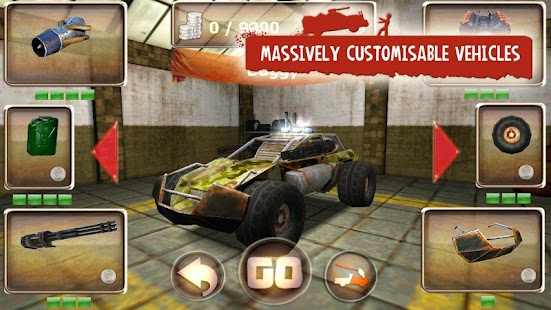 Zombie Derby Screenshot 14
