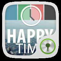 Happy Time GO Locker Theme 1.00
