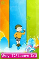 Screenshot of KID NUMBERS 123
