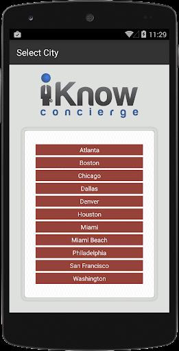 iKnow Concierge