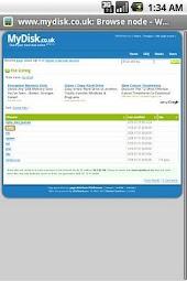 File Sharer Lite - MyDiskNode