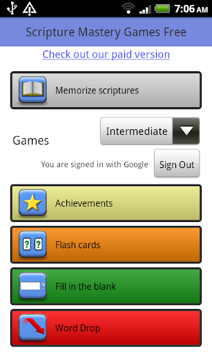 Scripture Mastery Games Free