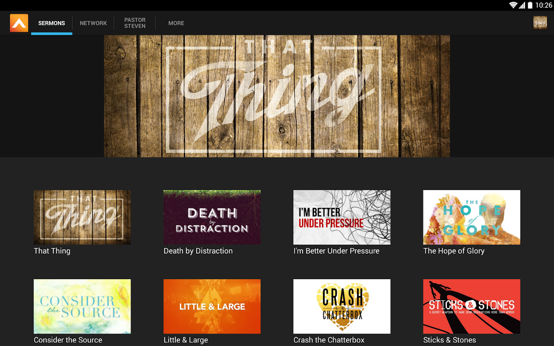 Elevation App - screenshot