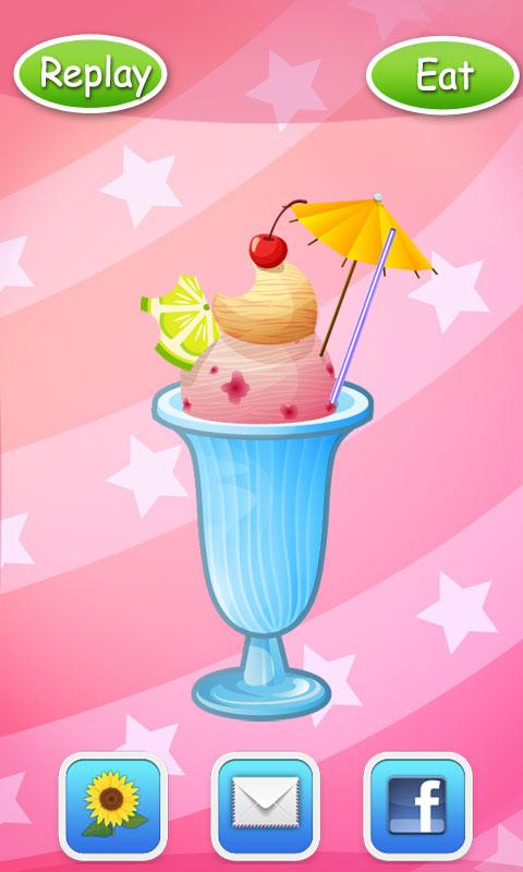 Ice Cream Now-Cooking Game- screenshot