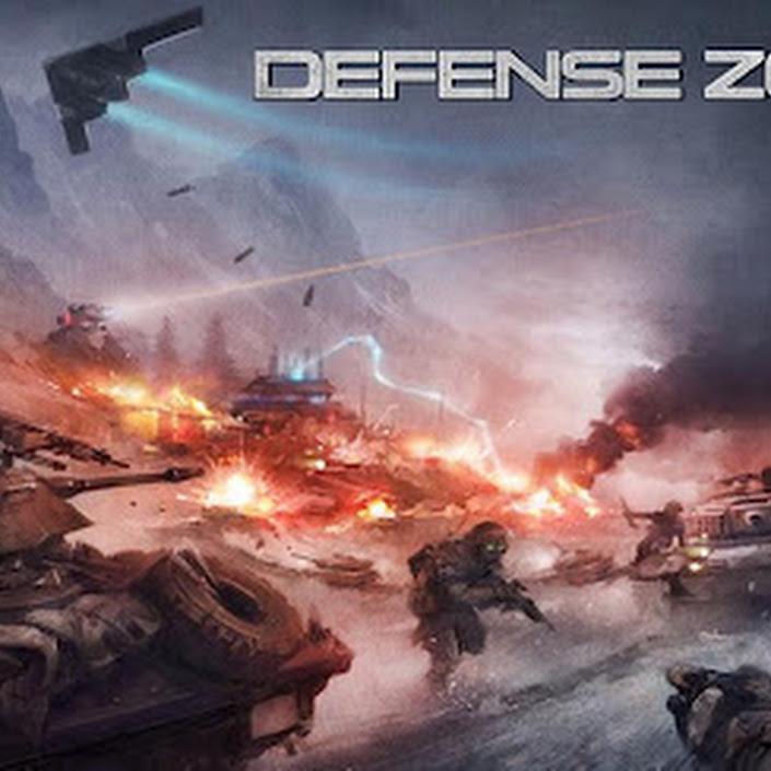 تحديث اسطورة الدفاع : Defense zone 2 HD v1.2.2 مدفوعة كاملة