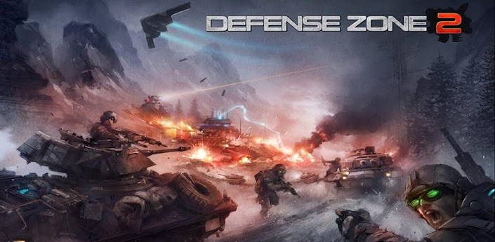 Defense zone 2 HD apk