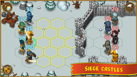 Heroes : A Grail Quest Screenshot 9