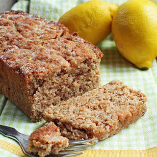 Lemon Chia Cake