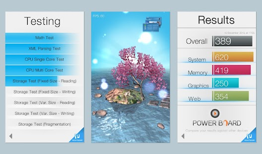 Basemark OS Platform Benchmark Screenshot 5