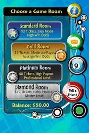 Pocket Bingo Free Screenshot 2