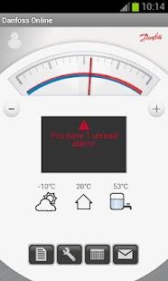 Danfoss Online - screenshot thumbnail