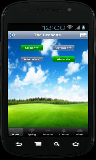 App Kreyòl: The Seasons