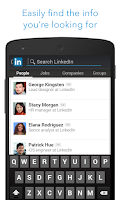 Screenshot of LinkedIn