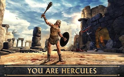 HERCULES: THE OFFICIAL GAME Screenshot 15