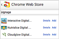 search Chrome Web Store