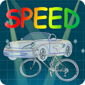 Bicycle Dashboard - Speedmeter icon