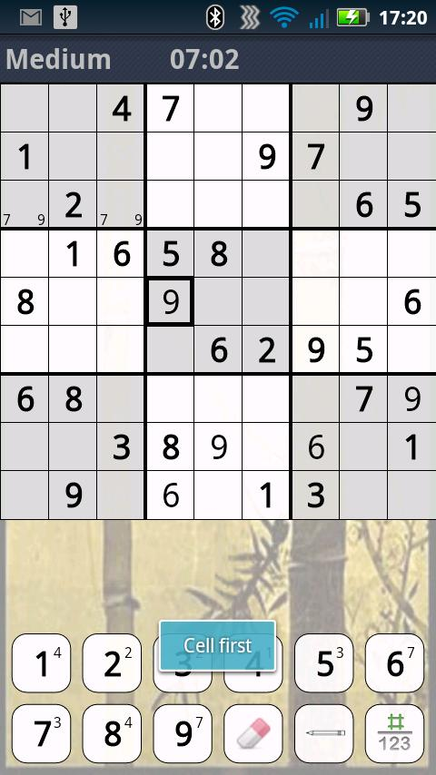 Sudoku Free - screenshot