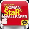 Korea Actress Star WallPaper icon