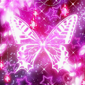 Live Wallpaper Cosmo butterfl