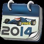 Formula Calendar 2014 Free