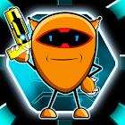 Boom Bot Clash : The Retro + icon