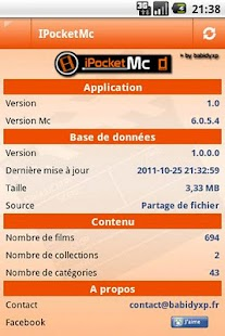 iPocketMc- screenshot thumbnail