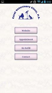 Coral Veterinary Clinic- screenshot thumbnail